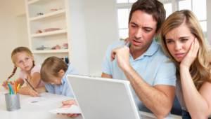 family-in-debt