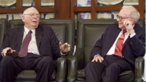 Warren Buffet en Charlie Munger