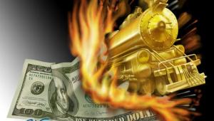 Geld vs goud