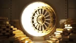 vrij centrale banken goud