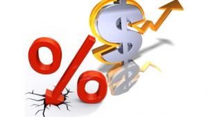 Negatieve rentevoeten VS