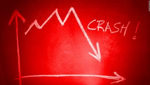 Crash junk bonds