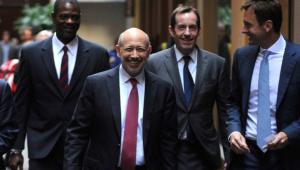 Goldman Sachs bankiers