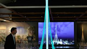 Dubai hoogste toren
