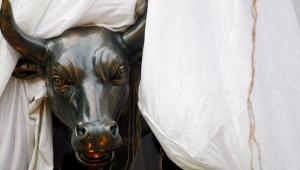Stierenmarkt olieprijs