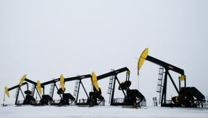 Volatiliteit olieprijs