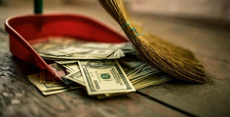 Geld verliezen