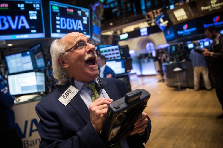 Record Wall Street