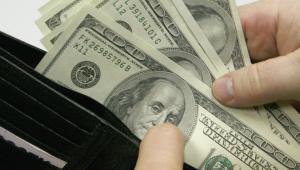 Amerikaanse dollar daling