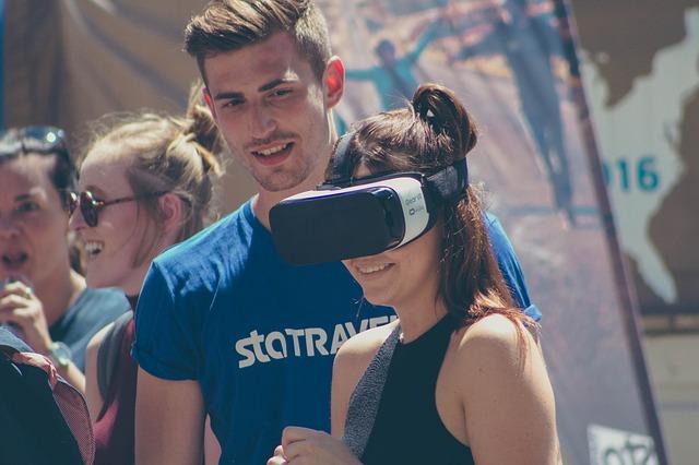 Beleggen in Virtual Reality