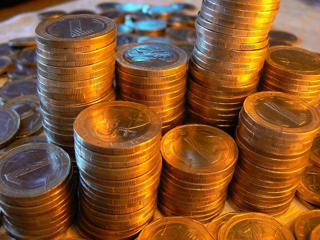 geld dividend groei