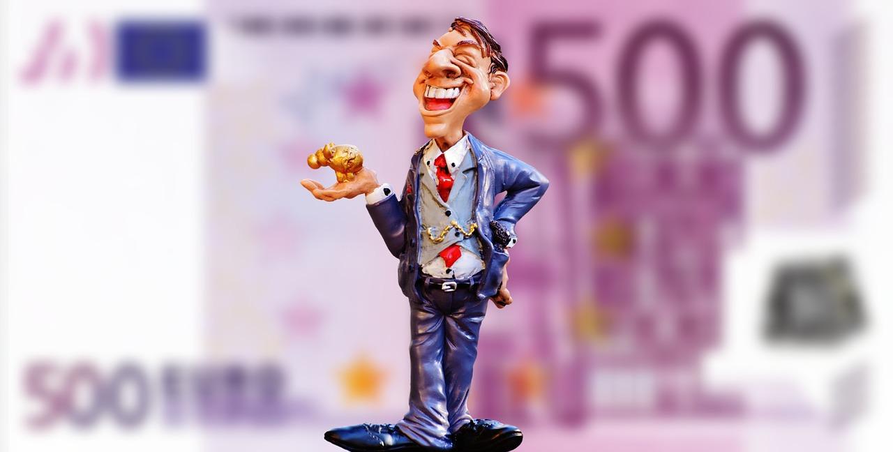 Rijk worden met weinig geld