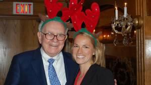 Warren Buffett zottekes