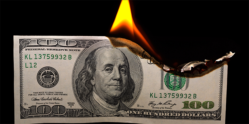 de elite en waarde vernietiging