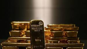 Goudprijs hoger
