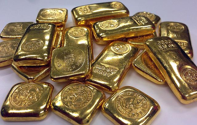 goudprijs najaar