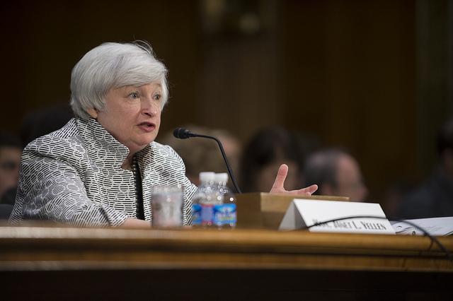 Janet Yellen renteverhoging