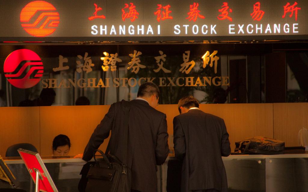 Chinese aandelen markt