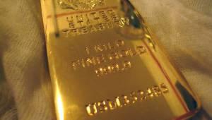 Daling goud