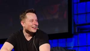 Elon Musk baas Tesla