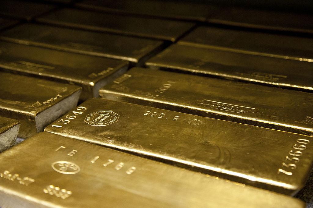 Goud en de Amerikaanse dollar