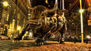 Rally Amerikaanse aandelen