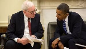 Buffett Obama