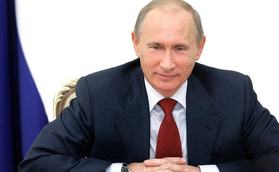 Poetin machtigste man ter wereld
