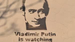 Poetin verboden in Rusland