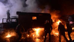 Protesten Europa