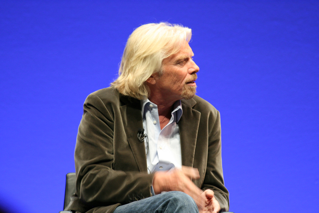 Richard Branson Tips