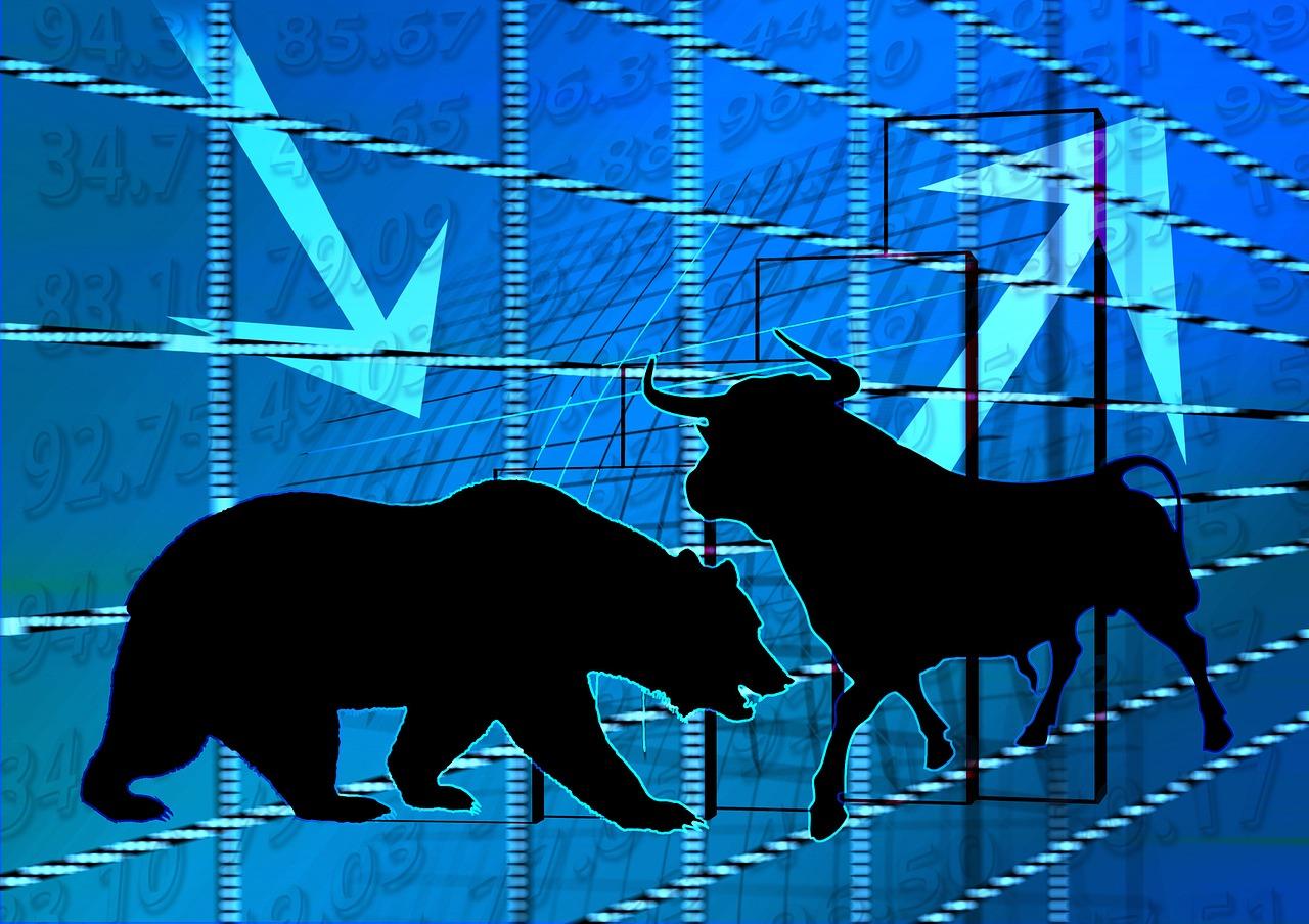 stierenmarkt aandelenmarkt