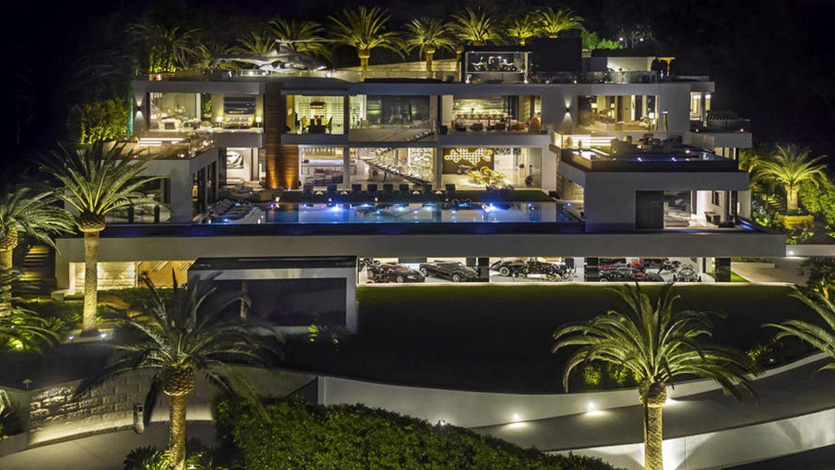 Wonderbaar Een blik in de villa van $250 miljoen: het duurste huis dat te XV-72