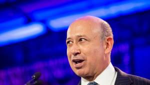 Lloyd Blankfein CEO Goldman Sachs