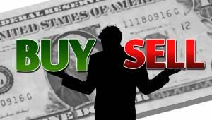 sell-aandelen