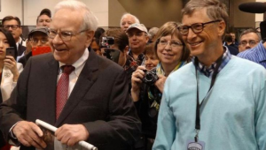 Warren Buffett Bill Gates