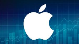 Beurskoers Apple