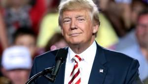 Donald J Trump 45e president