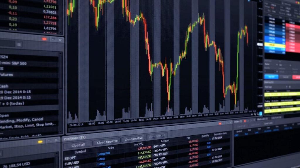 Correctie aandelenmarkt