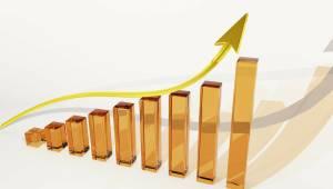 daling stijging goudmijnaandelen