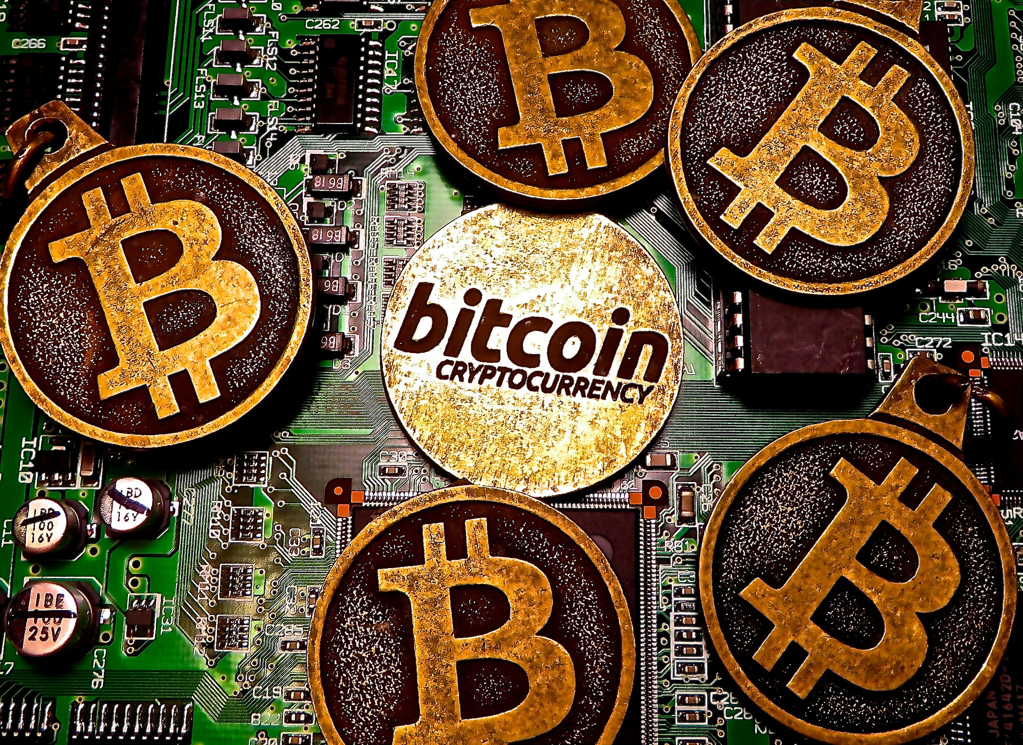 Koers Bitcoin toekomst