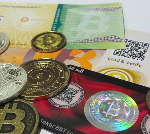 Bitcoin coins 2