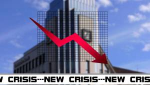 Daling aandelenmarkt