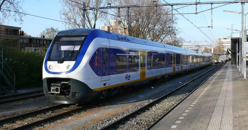 Alle Nederlandse Treinen Rijden Op Windenergie Slim Beleggen