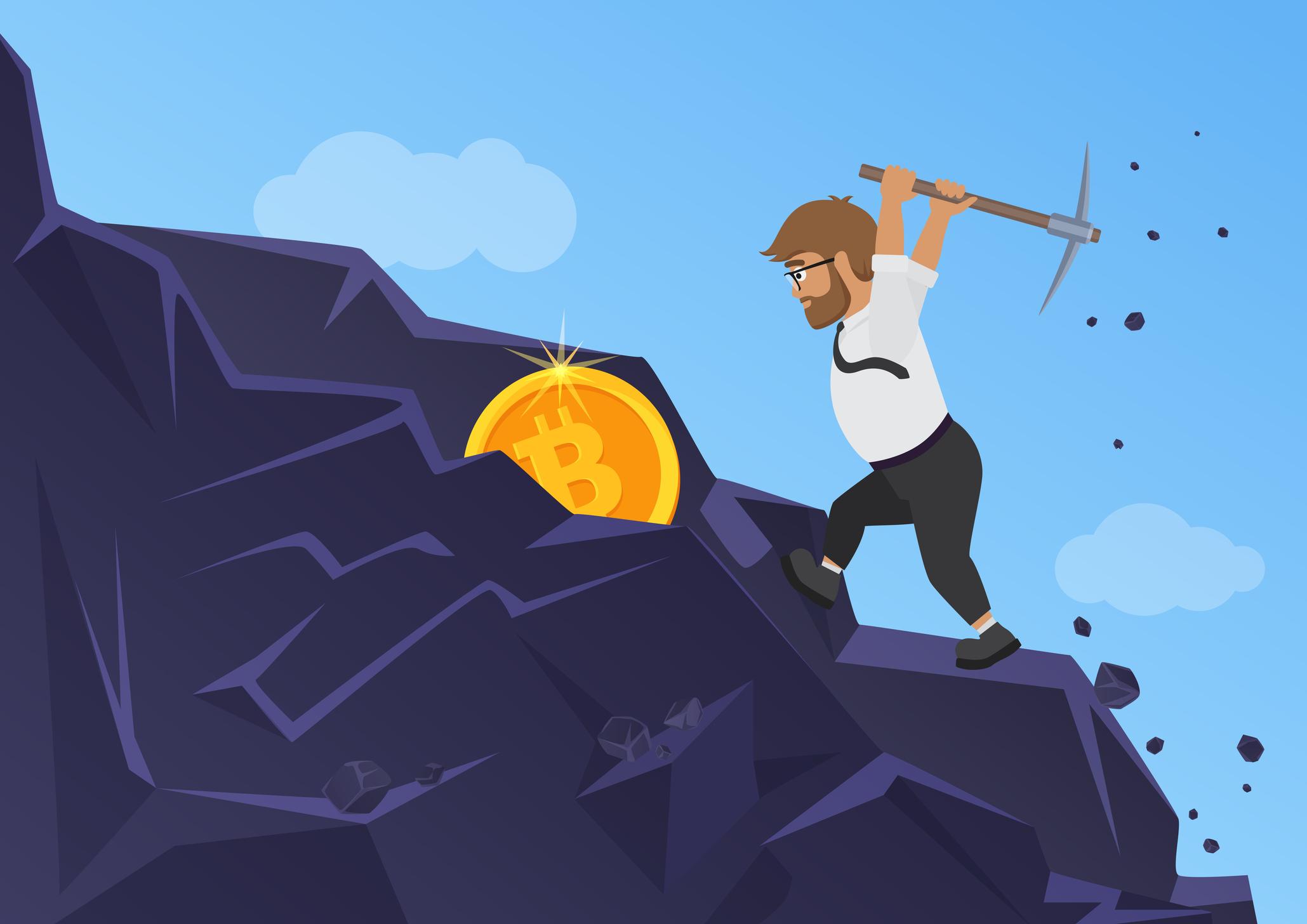 hoe moet je cryptocurrency minen