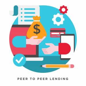 Peer-to-peer lenen
